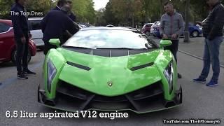 топ 10 быстых машин