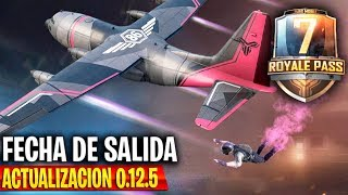 ¡ACTUALIZACION 0.12.5 FECHA DE SALIDA DE LA TEMPORADA 7 DE PUBG MOBILE! - MattsinLife