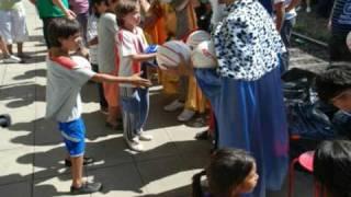 preview picture of video 'Tren Solidario de Reyes de la Juventud Fraternal'