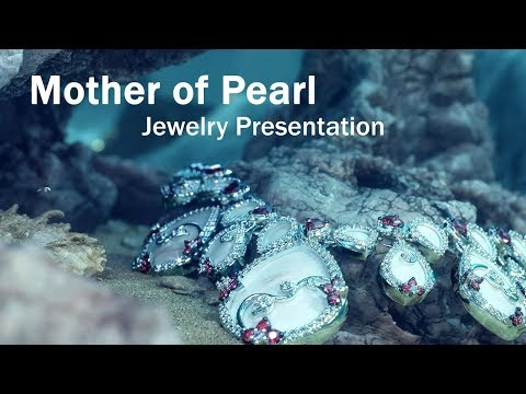 Mother Of Pearl - Jewelry Presentation