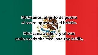 National anthem of Mexico - Himno Nacional Mexicano (ES/EN lyrics)