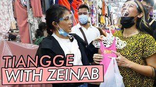 Tiangge Shopping by Alex Gonzaga