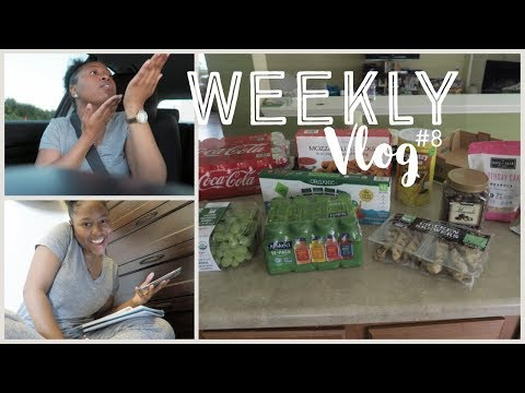 Weekly Vlog #8: A Little Caraoke!