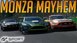 Gran Turismo Sport: Monza Magic or Mayhem?