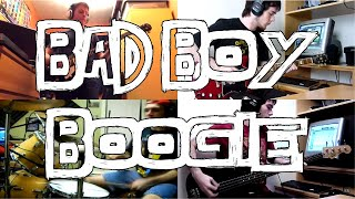 AC/DC fans.net House Band: Bad Boy Boogie Collaboration HD