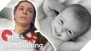 Schwanger mit 16! Nele erfährt bei der Geburt, dass sie ein Kind kriegt! | Klinik am Südring | SAT.1