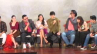 Daniel Padilla - Pagpag Grand Presscon (Part 4)