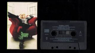 (1996) Donna Lewis - I Love You Always Forever [Cassette Single Rip]