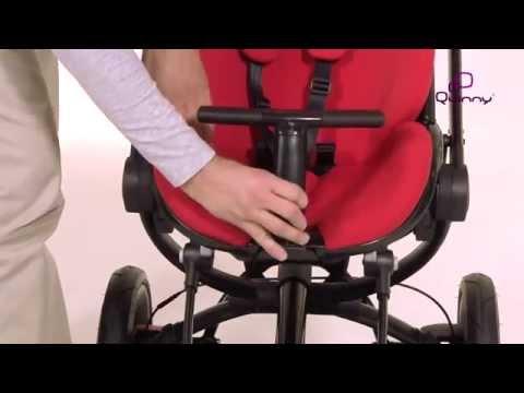 Quinny Moodd Kinderwagen   Aufbauanleitung & Funktionen