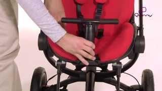 Quinny Moodd Kinderwagen | Aufbauanleitung & Funktionen