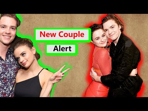 Joey King is dating Joel Courtney following her breakup with Jacob Elordi?
