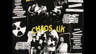 Chaos UK - Earslaughter [Full LP vinyl rip]