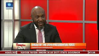 2019 Polls: Why Peter Obi Is The Right Choice For Atiku, South East-- Chidoka Pt.2 |Sunrise Daily|