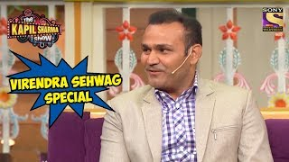 Virendra Sehwag Special - The Kapil Sharma Show