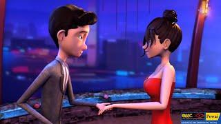 Cute CGI 3D Animated Short Film ** BLIND FAITH ** by  MAAC Powai Team