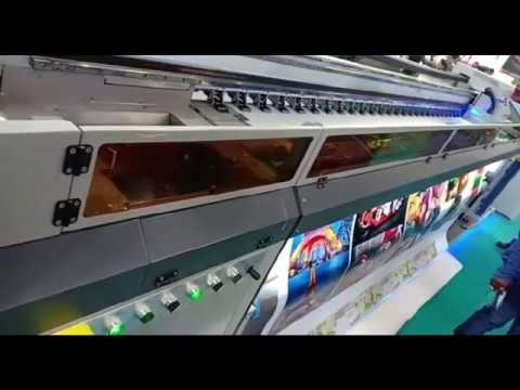 Roll to Roll UV LED Printer 3.2m