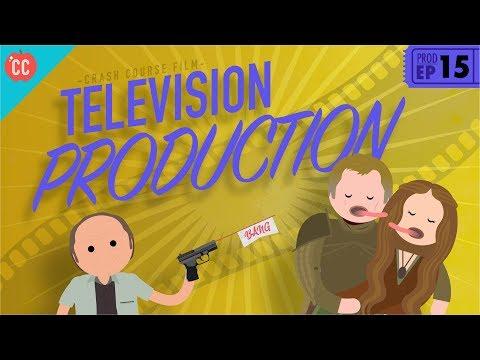 Television Production: Crash Course Film Production #15
