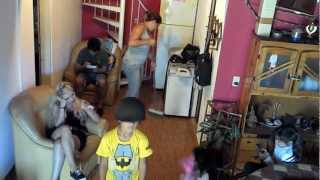 preview picture of video 'THE HARLEM SHAKE - Solano - Argentina -'