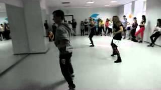 RED project - Думендяк Максим  Вт Чт 20:00 -- Hip-Hop LA - Дима Монатик
