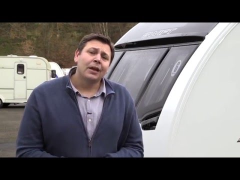 The Practical Caravan Swift Challenger 590 review