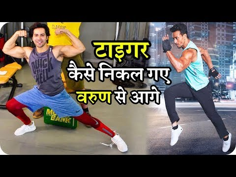 Tiger Shroff Beat Varun Dhawan in Public Popularity and Movie Comparison