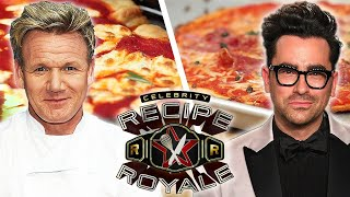 Which Celebrity Makes The Best Pizza? • Celebrity Recipe Royale thumbnail