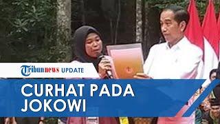Curhat Ibu-ibu ke Jokowi soal Tanah Bikin Menteri Terdiam, Presiden Langsung Bereaksi