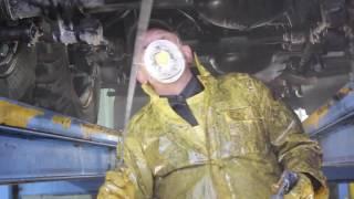 Päästeauto KROWN korrosioonitöötlemise (RUS)
