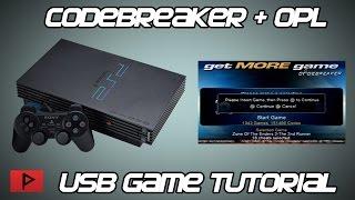 Cheat Device + OPL (v0 9 4 WIP r1007 all) + ULaunchELF - PS2 MOD