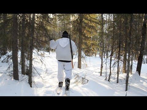 Трейлер - Поход в лес. Разведка. | Trailer! Hunters in the taiga. Siberia.