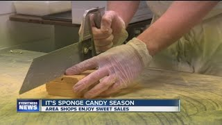 Behind the scenes: WNY Sponge Candy