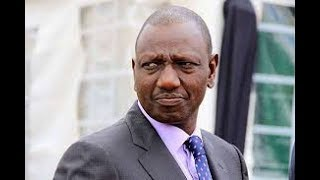 Deputy William Ruto dismisses talk he is unhappy with Uhuru