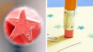 25+ ABSOLUTELY BRILLIANT IDEAS FOR USING PENS AND PENCILS