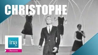 """Christophe """"Les marionnettes"""" (live officiel)   Archive INA"""