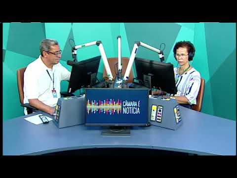 Câmara é Notícia 21h   Maia avalia CPI Lava Jato - 18/09/2019