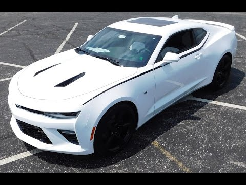 "2016 Chevrolet Camaro SS ""Storm Trooper Edition"" 2016 Kavalcade Of Kool"