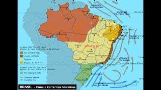 Saiba quais são os climas brasileiros