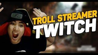 RIP113 giả khờ troll anh streamer đến từ Twitch cực vui!