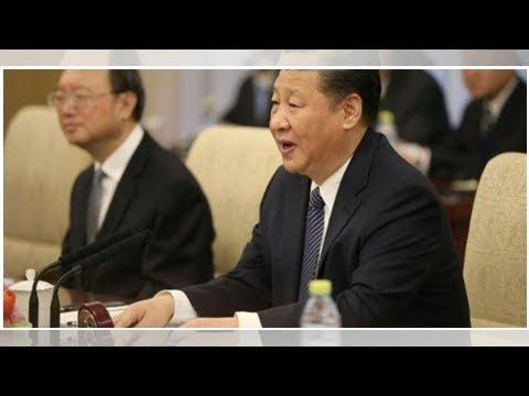 Legislatura china habilita mandato ilimitado de Xi Jinping