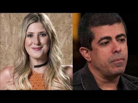 Depois de confusão, Marcius Melhem pede R$ 200 mil por danos morais para Dani Calabresa