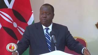 No Busybodies Around Polling Stations - Matiangi