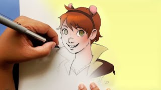 You Can Draw Squirrel Girl! | Marvel Draw!