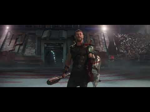 Thor vs Hulk Full Fight Part 1 - Thor Ragnarok