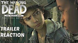 The Walking Dead: Season 4: