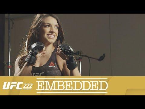 UFC 222 Embedded: Vlog Series - Episode 4