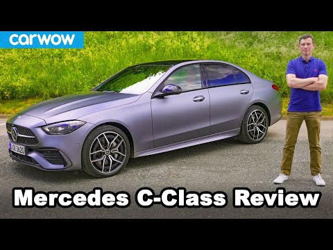 Mercedes C-Class 2021 review -  S-Class luxury for less!