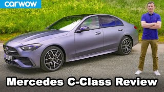[carwow] Mercedes C-Class 2021 review - S-Class luxury for less!