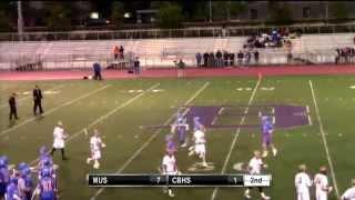 Boys Lacrosse - CBHS vs. MUS