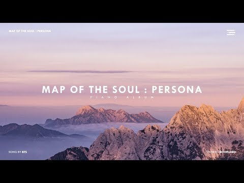 BTS 'MAP OF THE SOUL : PERSONA' Piano Album - DooPiano