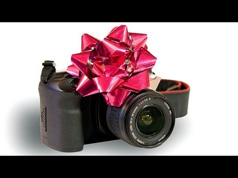 Holiday gift guide - camera accessories
